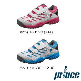 2018年2月発売 Prince ジュニアオールコート用シューズ DPS853 プリンス テニスシューズ オールコート用