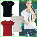 《送料無料》2017年3月発売 BabolaT レディース ショートスリーブシャツ BAB1746W バボラ テニス ウェア