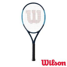 《送料無料》2017年発売 Wilson ULTRA 25 WRT534200 ジュニア ウィルソン 硬式テニスラケット