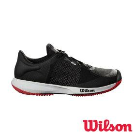 《送料無料》2021年3月発売 Wilson KAOS SWIFT OC WRS327800 メンズ ウィルソン テニスシューズ 砂入り人工芝コート用