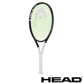 《10%OFFクーポン対象》《送料無料》2019年モデル HEAD スピードジュニア25 SPEED JR.25 235318 ヘッド ジュニア 硬式テニスラケット