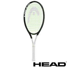 《送料無料》2019年モデル HEAD スピード25 SPEED25 235418 ヘッド ジュニア 硬式テニスラケット