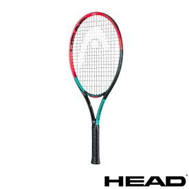 《10%OFFクーポン対象》《送料無料》2019年7月中旬発売 HEAD IG グラビティ 25 IG GRAVITY 25 234719 ヘッド ジュニア 硬式テニスラケット