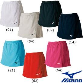 《クーポン対象》《送料無料》NEW MIZUNO レディース スカート スコート 62JB7204 ミズノ テニス バドミントン ウェア