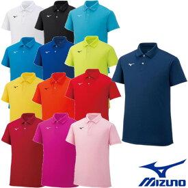 《クーポン対象》2019年8月発売 MIZUNO ユニセックス ポロシャツ 32MA9670 ミズノ テニス バドミントン ウェア