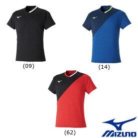 《送料無料》MIZUNO ユニセックス ゲームシャツ 72MA0004 ミズノ テニス バドミントン ウェア
