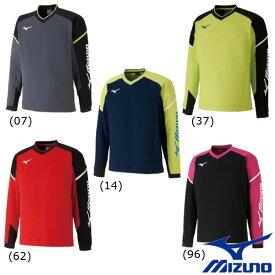 《送料無料》2020年2月発売 MIZUNO ユニセックス スウェットシャツ 62JC0001 ミズノ テニス バトミントン ウェア