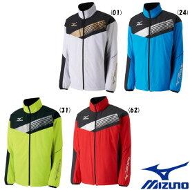 《送料無料》《在庫処分》MIZUNO ユニセックス ブレスサーモ ライトウォーマーシャツ 62JE7505 ミズノ テニス バドミントン ウェア