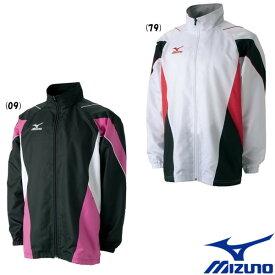 《在庫処分》MIZUNO ウィンドブレーカーシャツ(裏メッシュ) A75NM381 ミズノ テニス バドミントン ウェア
