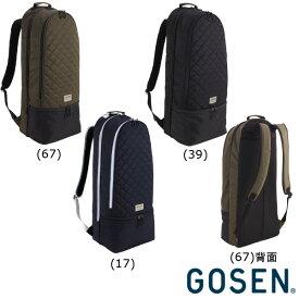 《送料無料》2019年4月発売 GOSEN ラケットバックパック Ladies BA19LRB(ラケット1本収納可)LADIES SERIES ゴーセン バッグ レディース