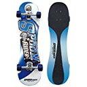 スプーンライダースケートボード30インチ ブルー