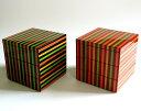 【お正月・おせちに】重箱 3段 独楽ライン |モダンでおしゃれな三段の小さいお重箱 花見のお弁当(弁当箱)に 漆器