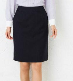 【送料無料】【TioTio】PATRICK COX ラグジュアリーな生地感のタイトスカート 事務服 オフィス制服
