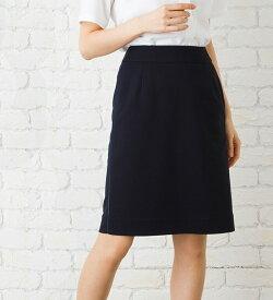 煌めく夏のネイビータイトスカート 事務服 オフィス制服 Selery 2018SS