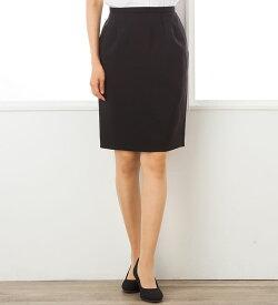 大人のゆとり♪グッドプライスレディーススーツ・セットアップ用ストレッチタイトスカート仕事用や通勤に、オフィスや会社のビジネススーツに、事務服・制服・ユニフォームにも! ひざ丈