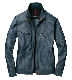●あす楽● 1501 男女兼用長袖ジャケット(秋冬用)BURTLE(バートル)