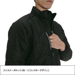 7310男女兼用防寒ジャケット(秋冬用)【バートルBURTLE】【3L/4L/5L対応】【大きいサイズ対応】