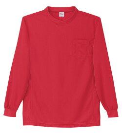 ハニカムメッシュ長袖Tシャツ