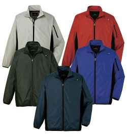 81230 ジャケット 春夏用 自重堂 大きいサイズ対応 作業服 作業着 ウインドブレーカー