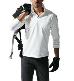 505 長袖ポロシャツバートル BURTLE3L/4L/5L対応(大きいサイズ対応)ポロシャツ・Tシャツ メンズ レディース(おしゃれ 衣職自由 カジュアル プレゼント 仕事着 ユニフォーム バートル 作業服)