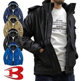 7510 防寒ジャケット BURTLE(バートル)作業服・作業着 ジャンパー・ブルゾン