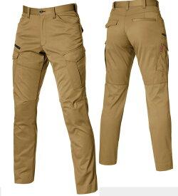 BURTLE(バートル) 1712 ノータックカーゴパンツ(春夏用)メンズ 作業服・作業着 スボン