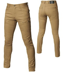 BURTLE(バートル) 562 ノータックカーゴパンツ(春夏用)メンズ・レディース作業服・作業着 スボン