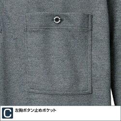 BURTLE(バートル)667半袖ポロシャツ(春夏用)メンズ作業服・作業着