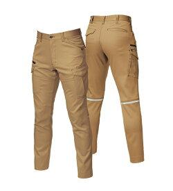 BURTLE バートル 9072 カーゴパンツ 秋冬用 メンズ 作業服 作業着 ズボン
