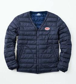 R107 ライトファイバーダウンジャケット EVENRIVER(イーブンリバー)作業服・作業着 ジャンパー・ブルゾン・防寒