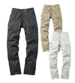 EVENRIVER(イーブンリバー) SR5002 ノータックカーゴパンツ(春夏用)メンズ 作業服・作業着 ズボン