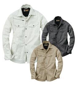EVENRIVER(イーブンリバー) SR5006 長袖シャツ(春夏用)メンズ 作業服・作業着