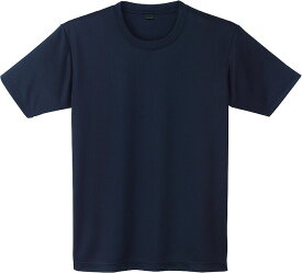 涼感・吸汗速乾半袖Tシャツ(3L/4L/5L対応)