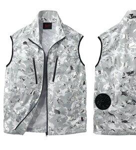 Jawin ジャウィン54060 ベストメンズ ベスト 空調服 単品 ファンバッテリー別売り 作業服 作業着