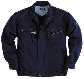 ●あす楽●秋冬用メンズバートル(BURTLE)7071 長袖ブルゾン(3L/4L/5L対応) ポリエステル100%あす楽対応
