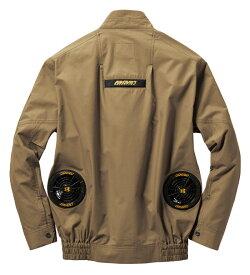 AIRCRAFTエアークラフトAC1131ブルゾンBURTLEバートル空調服2020メンズレディース単品作業服作業着