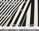 『Monotone Stripe≪モノトーンストライプ≫』コットン100%ツイルプリント●素材:コットン100% ●生地幅:約110cm