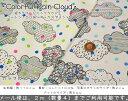 『Colorful Rain Cloud≪カラフルレインクラウド≫』コットン100%オックスプリント素材:コットン100% 生地幅:約1…
