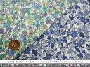 『Flower soiree《フラワーソワレ》』コットン100%80ローンプリント●素材コットン100% ●生地幅:約108cm女の子/花柄/小花/生地/ハンド...