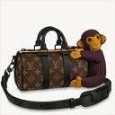 LOUIS VUITTON ルイヴィトンキーポル XS モノグラム / M80118 メンズ ショルダーバッグ【Luxury Brand Selection】