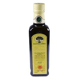 フラントレイクトレラ プリモD.O.P エキストラバージン オリーブオイル イタリア シチリア 産 250ml
