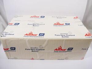 【冷凍】 無塩バター フォンテラ社 グラスフェッドバター 業務用5kg ニュージーランド産