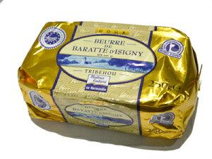 イズニー 無塩バター AOP フランス ノルマンディー産 250g