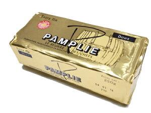 パムプリー 無塩バター AOP フランス ポワトゥーシャラン産 250g