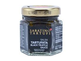 サバティーノ社 黒トリュフソース 45g