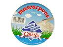 Ciresa社 チーズ マスカルポーネ イタリア産 フレッシュチーズ 500g