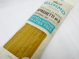 RUMMO グルテンフリー スパゲッティ No.3 400g×5パックセット