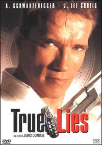 トルーライズ True Lies 映画DVDでイタリア語の学習