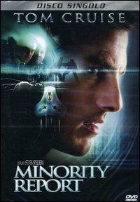 マイノリティリポートMinority Report 映画DVDでイタリア語の学習