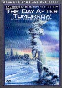 ディアフタートッモローThe Day After Tomorrow 映画DVDでイタリア語の学習